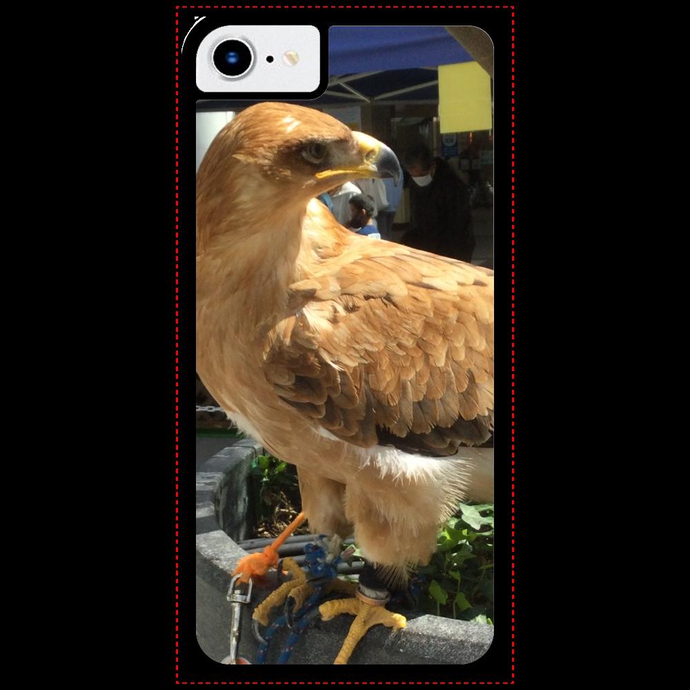 ボディーガード鷲のiPhone SE2ミラーパネルケース ミラー  iPhone SE2ミラーパネルケース