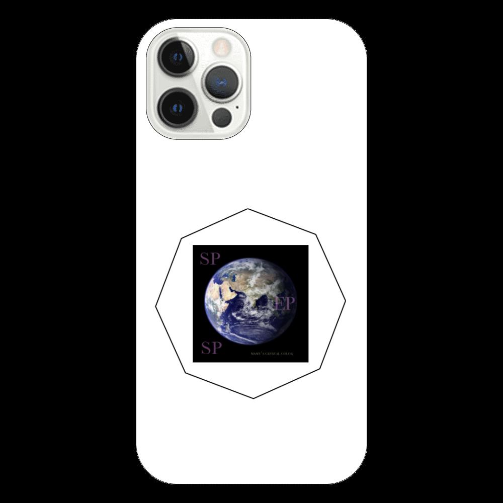 オタクゴンESP スマホケース iPhone12 Pro(透明)