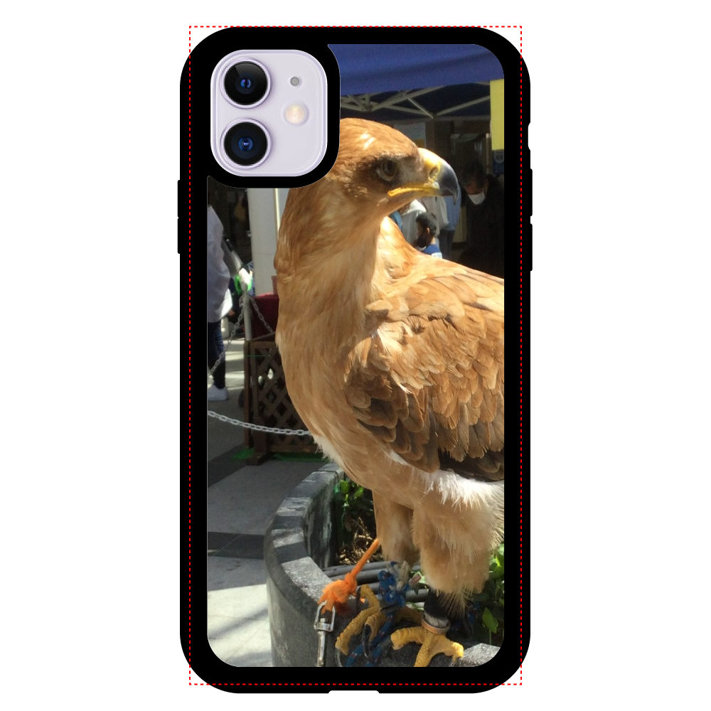 ボディーガード鷲のiPhone11 ミラーパネルケース iPhone11 ミラーパネルケース
