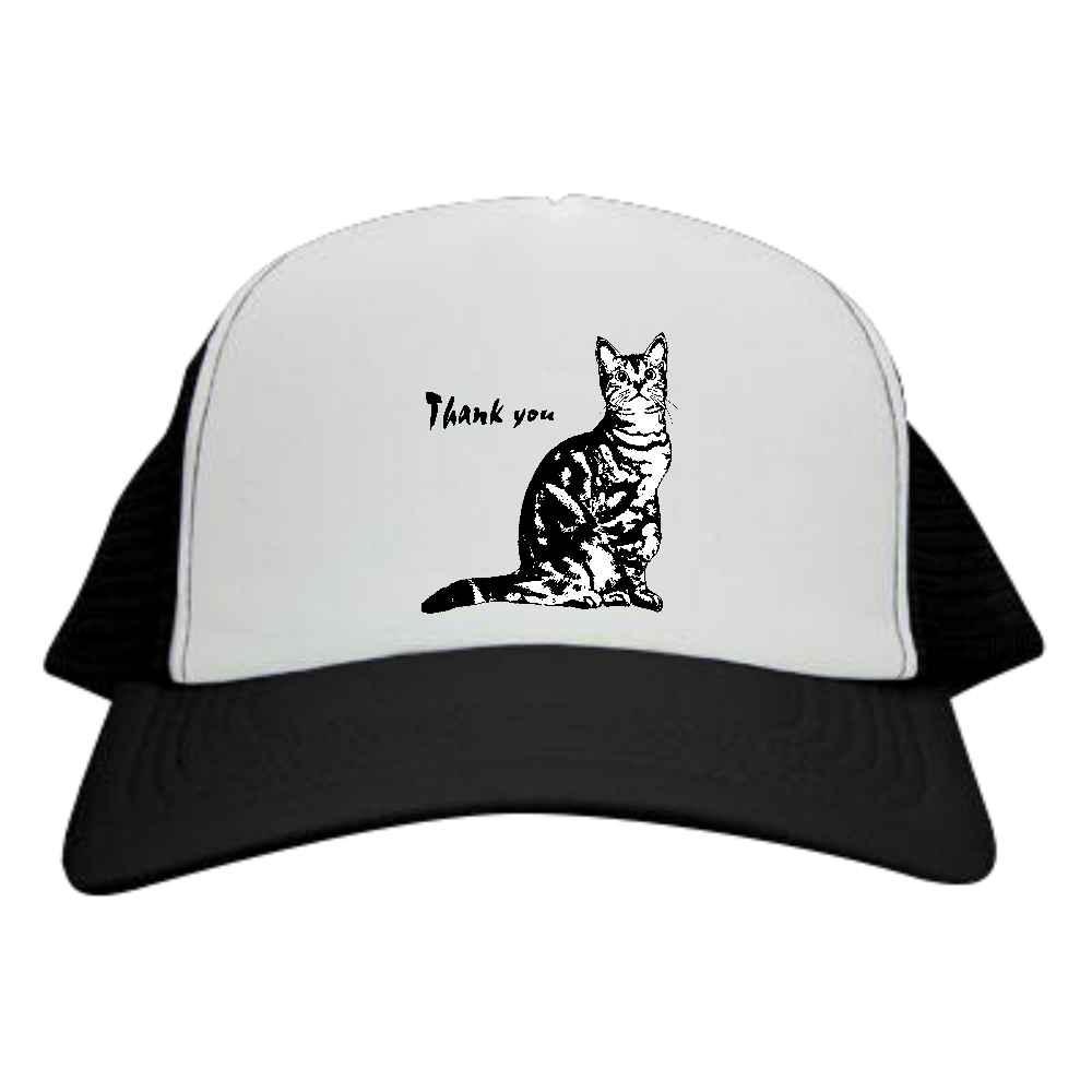 CAT_9 メッシュキャップ