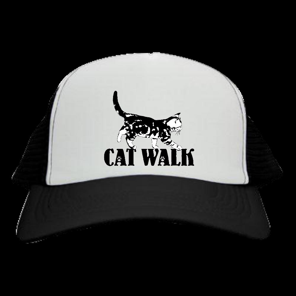 CAT_12 メッシュキャップ