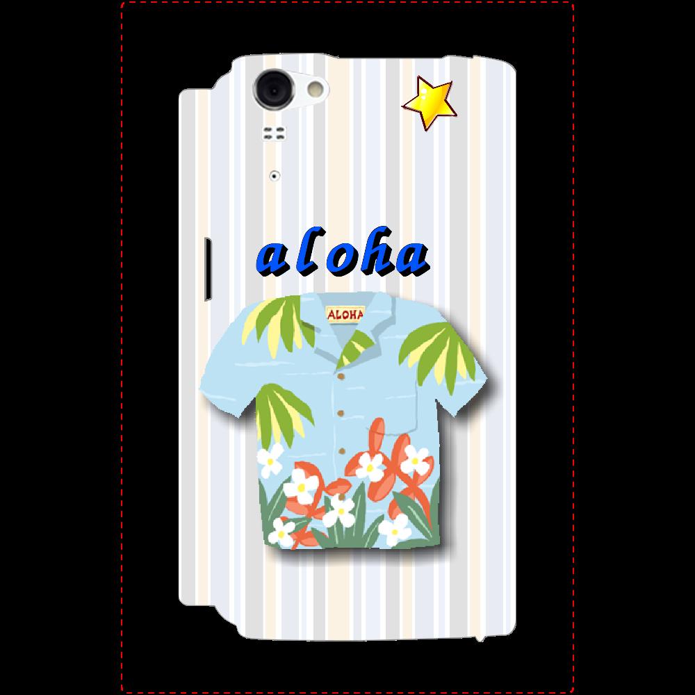 アロハシャツ AQUOS PHONE ZETA AQUOS PHONE ZETA(SH-01F)