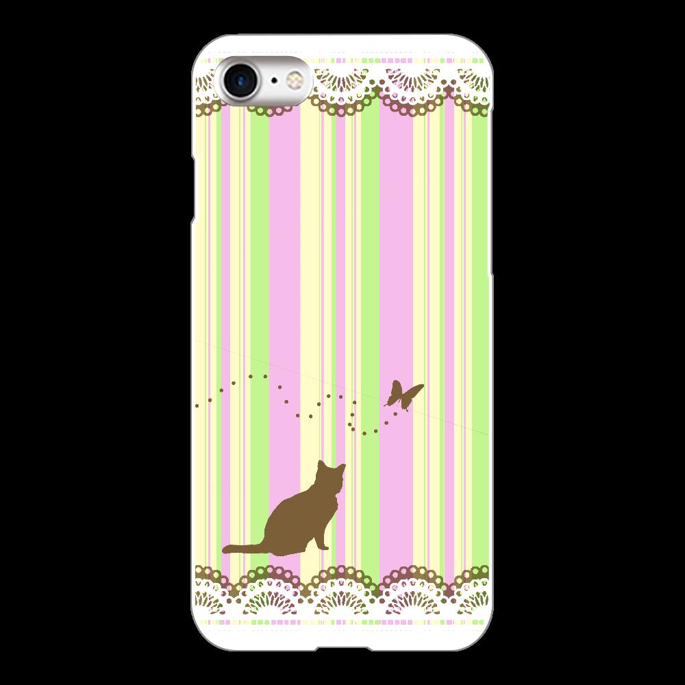 iphone8用ケース(透明) iPhone8(透明)