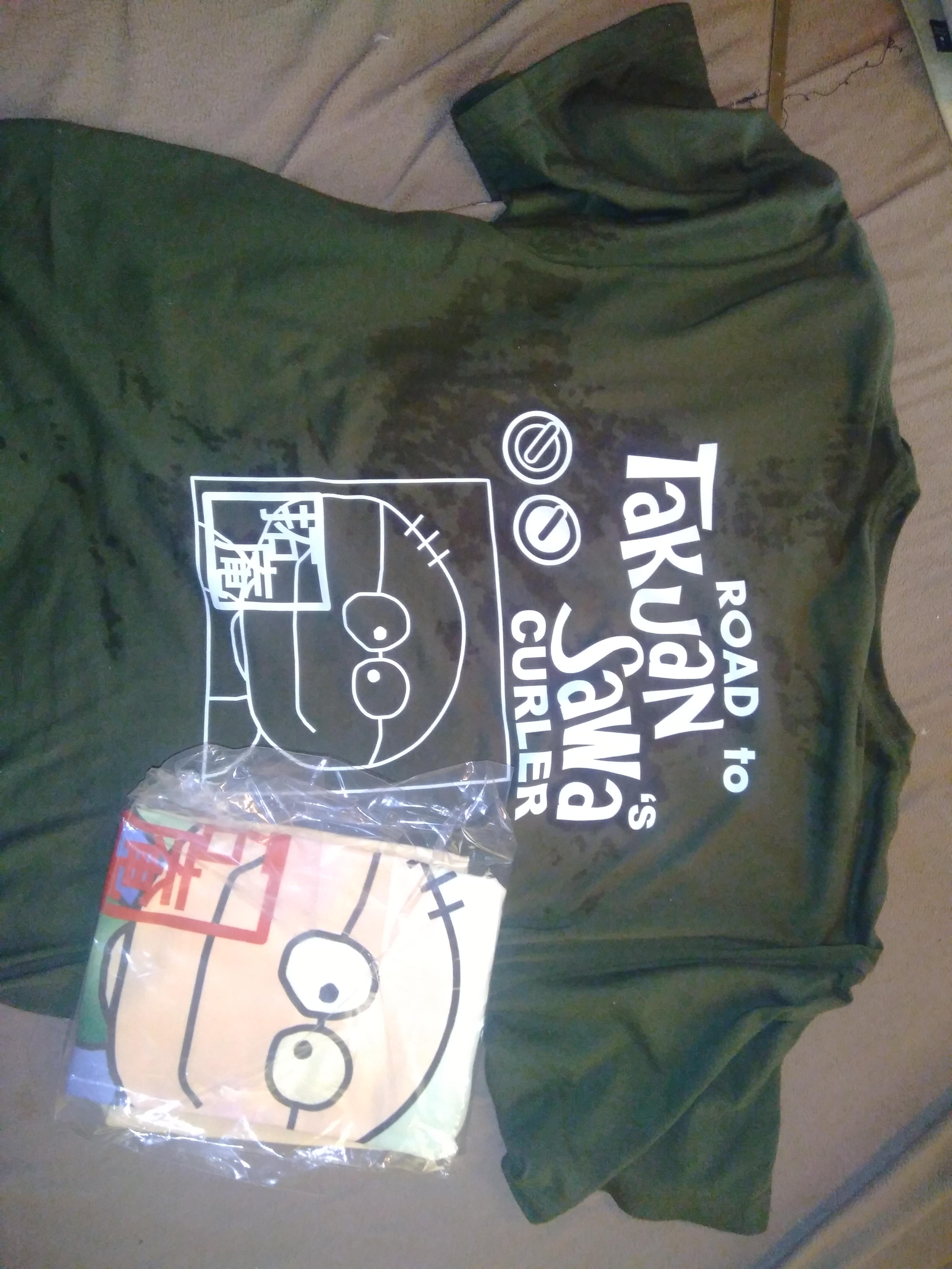 自分Tシャツ