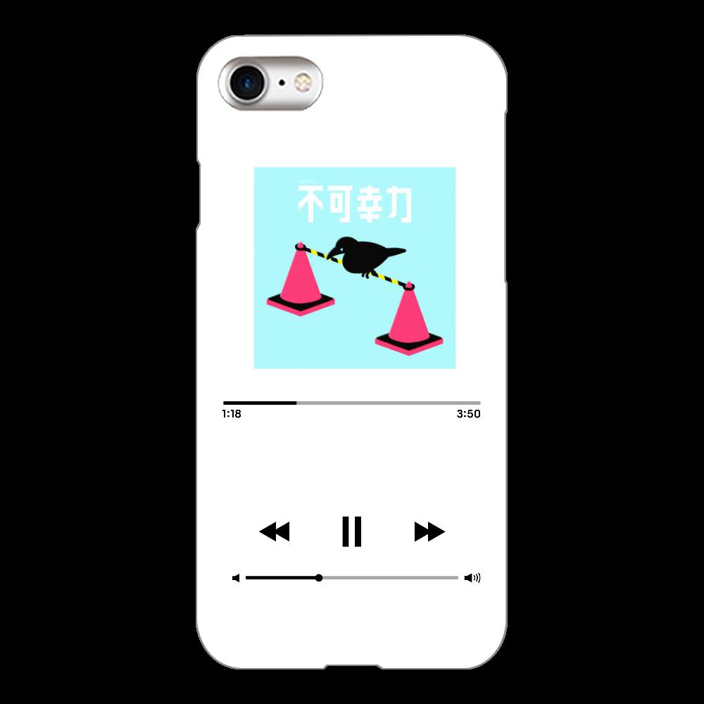 [非公式]Vaundyスマホケース iPhone8(透明)