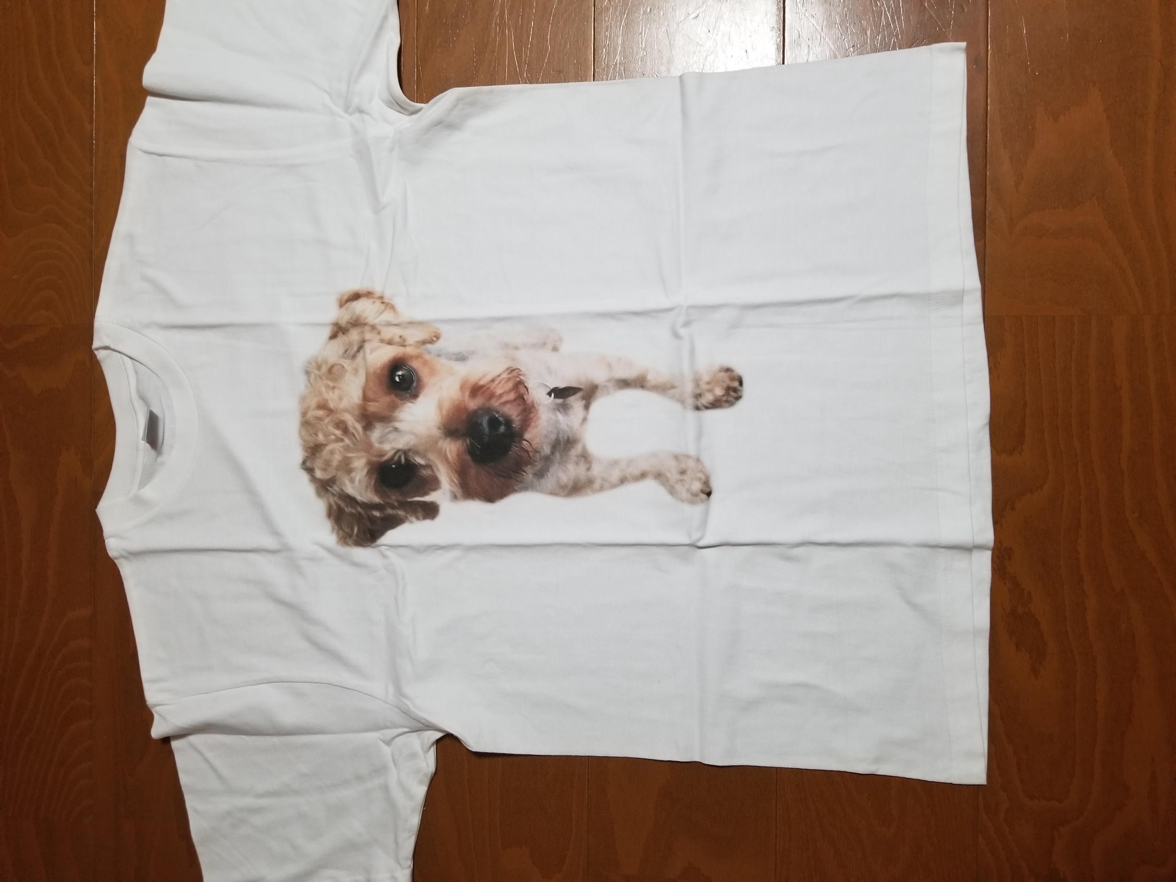 すごくきれいに透過してもらい、めちゃめちゃ可愛いTシャツができました!最高です!また注文して友達に配ります!